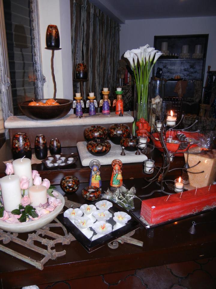 Casa vela la rambla sv blog for Decoracion del hogar con velas